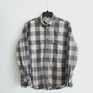 Filson Button Up (Men's L)